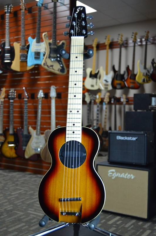 G-Sharp OF-1 Three-color Sunburst 1